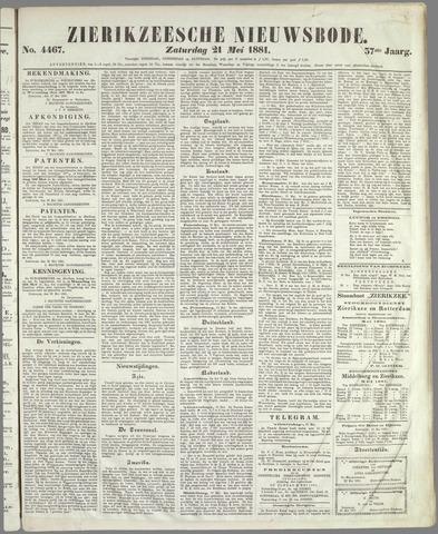Zierikzeesche Nieuwsbode 1881-05-21