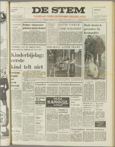 de Stem 1972-04-19