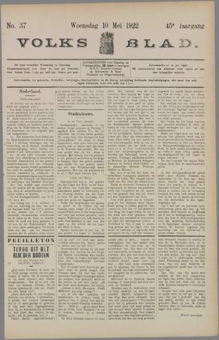 Volksblad 1922-05-10