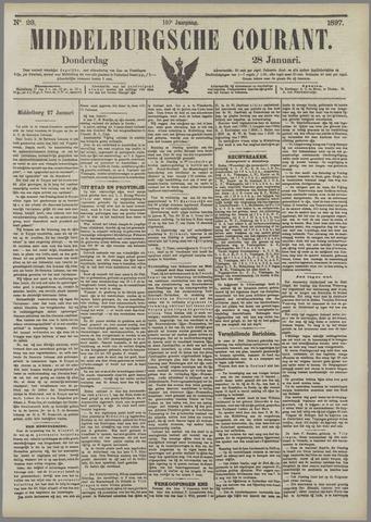 Middelburgsche Courant 1897-01-28