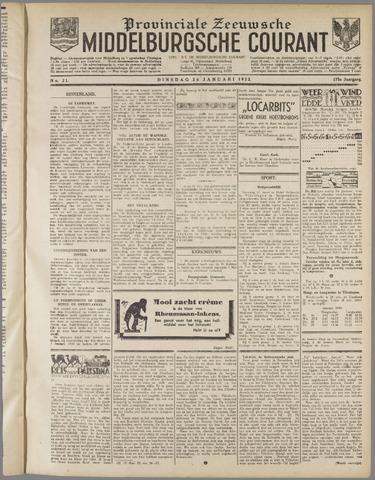 Middelburgsche Courant 1932-01-26