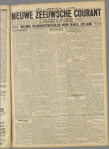 Nieuwe Zeeuwsche Courant 1932-04-21