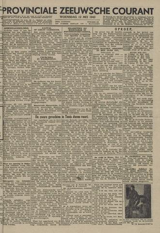 Provinciale Zeeuwse Courant 1943-05-12