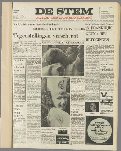 de Stem 1969-05-01
