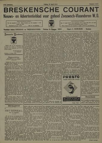 Breskensche Courant 1938-04-29
