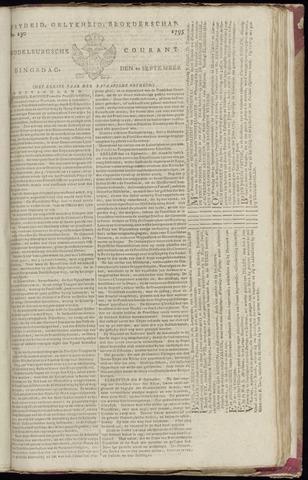 Middelburgsche Courant 1795-09-22
