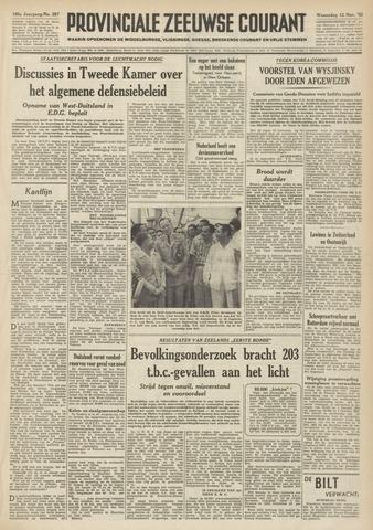 Provinciale Zeeuwse Courant 1952-11-12