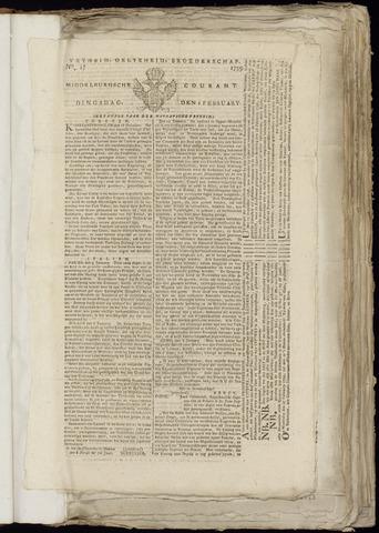 Middelburgsche Courant 1799-02-05
