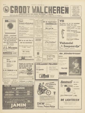 Groot Walcheren 1966-09-01