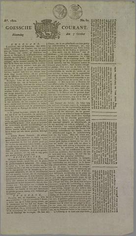 Goessche Courant 1822-10-07