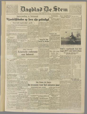de Stem 1949