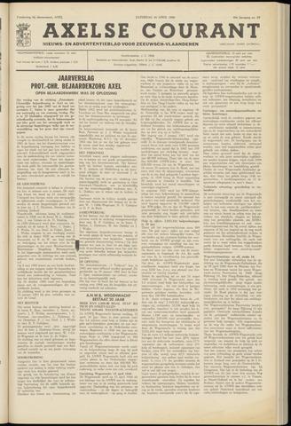 Axelsche Courant 1966-04-16