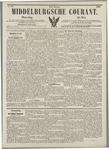 Middelburgsche Courant 1901-05-20