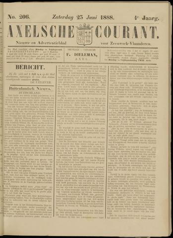 Axelsche Courant 1888-06-23