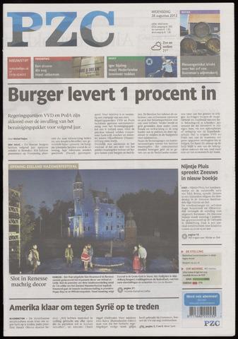 Provinciale Zeeuwse Courant 2013-08-28