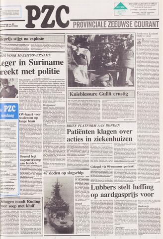 Provinciale Zeeuwse Courant 1989-04-20