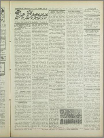 De Zeeuw. Christelijk-historisch nieuwsblad voor Zeeland 1943-02-08