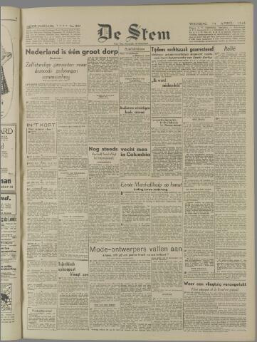 de Stem 1948-04-14