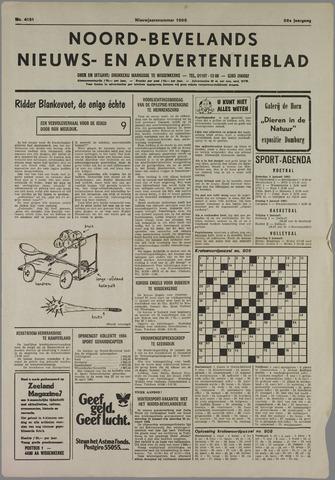Noord-Bevelands Nieuws- en advertentieblad 1985