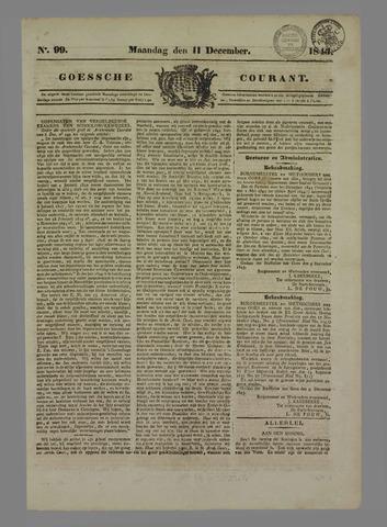 Goessche Courant 1843-12-11
