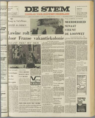 de Stem 1970-02-11