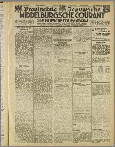 Middelburgsche Courant 1938-01-08