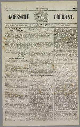 Goessche Courant 1861-09-19