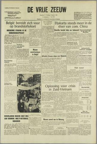 de Vrije Zeeuw 1965-01-11