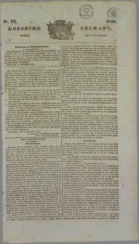 Goessche Courant 1839-09-13