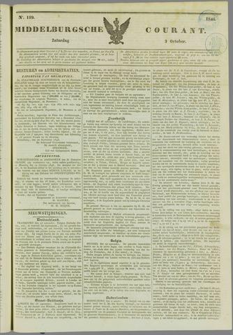 Middelburgsche Courant 1846-10-03