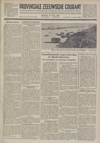 Provinciale Zeeuwse Courant 1941-07-25