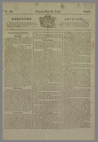 Goessche Courant 1845-07-31