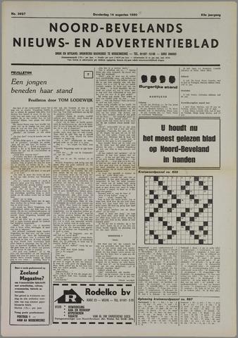 Noord-Bevelands Nieuws- en advertentieblad 1980-08-14