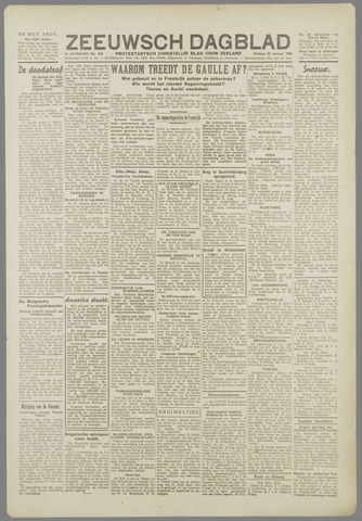 Zeeuwsch Dagblad 1946-01-22