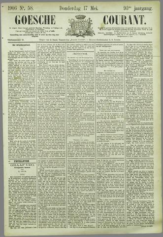 Goessche Courant 1906-05-17