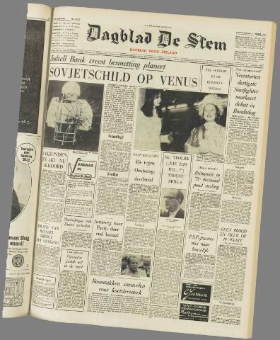 de Stem 1966-03-02