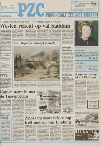Provinciale Zeeuwse Courant 1991-03-02
