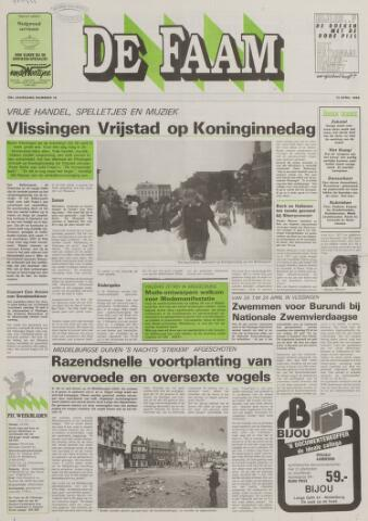 de Faam en de Faam/de Vlissinger 1988-04-13