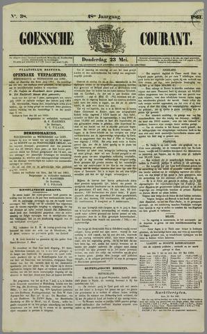 Goessche Courant 1861-05-23