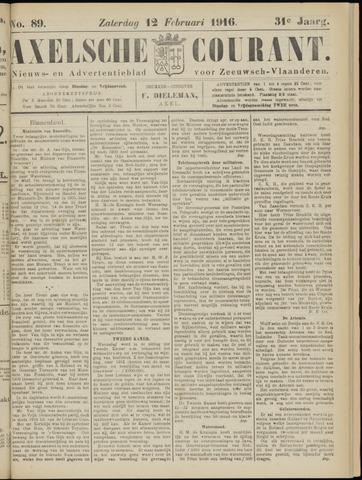 Axelsche Courant 1916-02-12