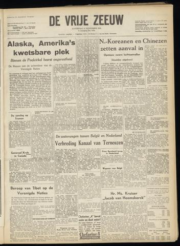de Vrije Zeeuw 1950-11-11