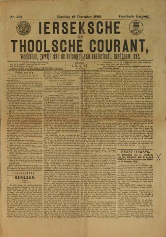 Ierseksche en Thoolsche Courant 1896-12-19