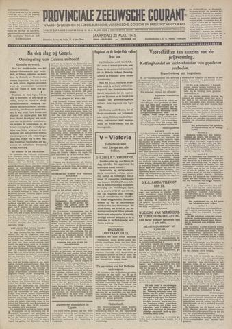 Provinciale Zeeuwse Courant 1941-08-25