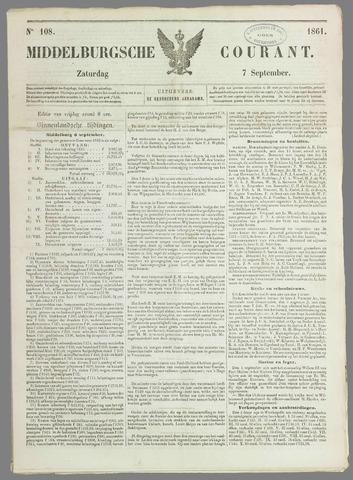 Middelburgsche Courant 1861-09-07