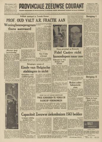 Provinciale Zeeuwse Courant 1961-01-06