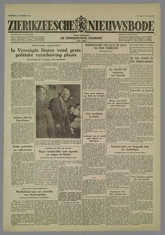 Zierikzeesche Nieuwsbode 1958-11-06