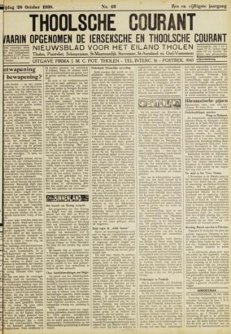 Ierseksche en Thoolsche Courant 1938-10-28