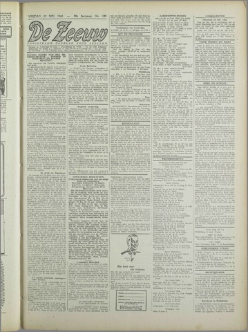 De Zeeuw. Christelijk-historisch nieuwsblad voor Zeeland 1944-05-12