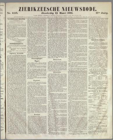 Zierikzeesche Nieuwsbode 1881-03-24