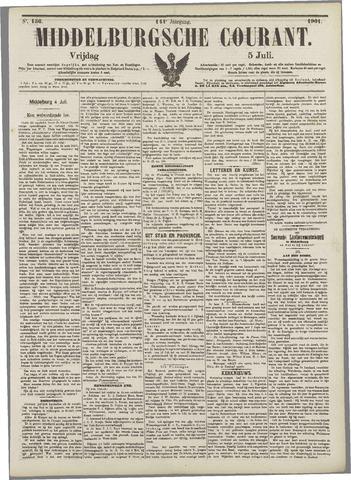 Middelburgsche Courant 1901-07-05